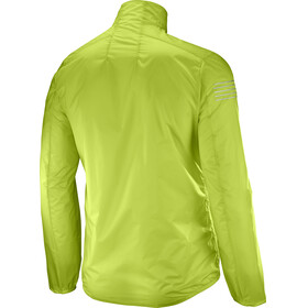 Salomon Fast Wing Jacket Men Acid Lime
